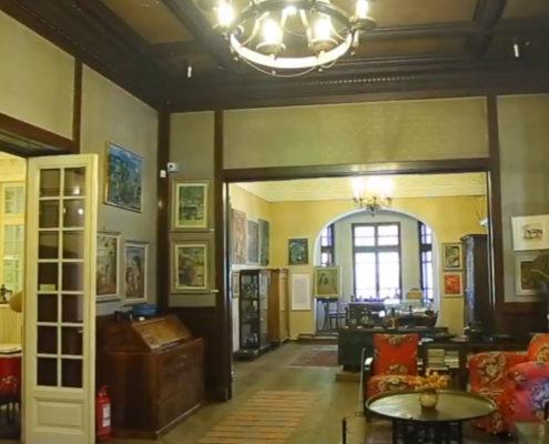 Casa memoriala ligia si pompiliu macovei - povesti cu blazon