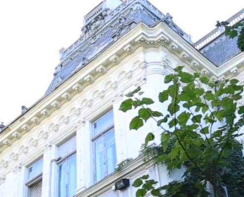 palatul maurice blank - povesti cu blazon