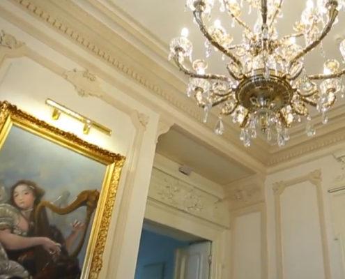 palatul nobless - povesti cu blazon