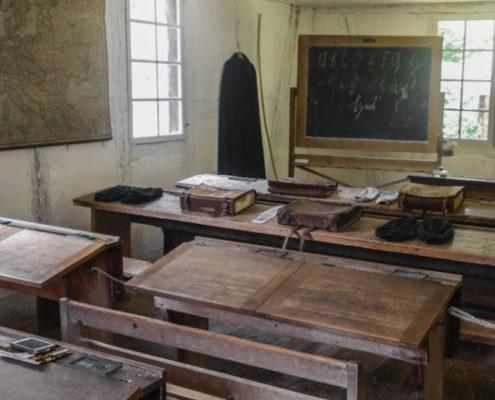 scoala secolul 20 -povesti cu blazon